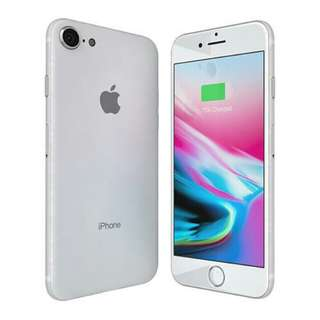 Apple iPhone 8 256GB Silver Bisa Cicilan Proses 3 Min Cair