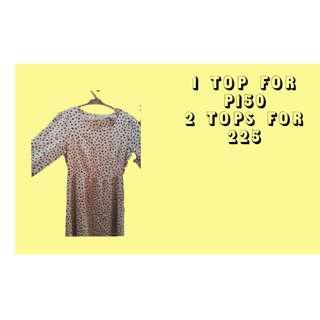 Preloved F21 Dress