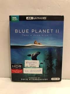 BLUE PLANET II 4K ULTRA HD
