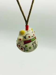 Fortune Cat Charm Free Postage!