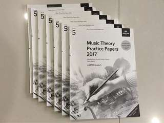 ABRSM Grade5 Music Theory Practice Paper
