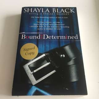 [New] Bound and Determined