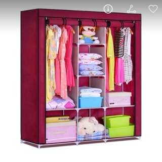 King size Wardrobe  [ENOUGH FOR 2 PERSON SHARED]