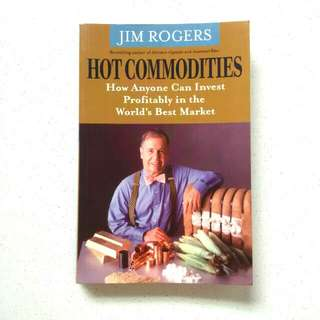 Hot commodities book / invest book / investment book