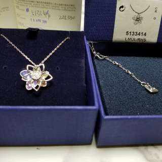 限時優惠 Swarovski Necklace