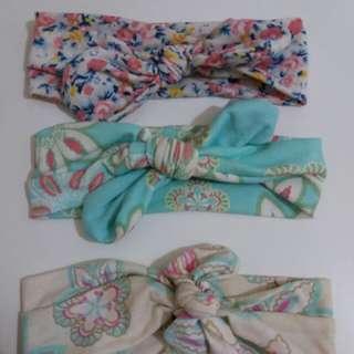 Baby headband (any of 3=RM5)