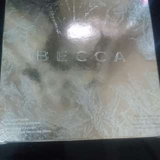 Becca Eye Pallette limited edition