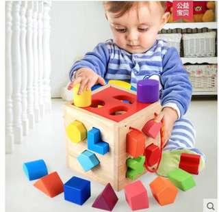 寶寶玩具🤟益智積木✅可選擇樣式