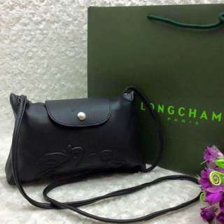 LONG CHAMP LEATHER