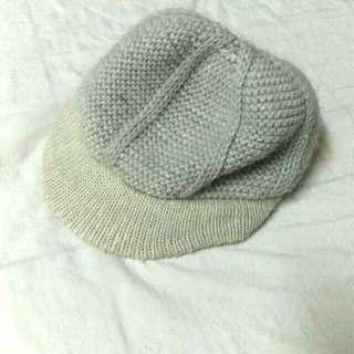 🚚 畫家帽 毛帽
