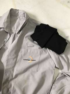 Ichiban Boshi uniform set