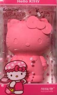 Hello Kitty Body Exfoliating Sponge