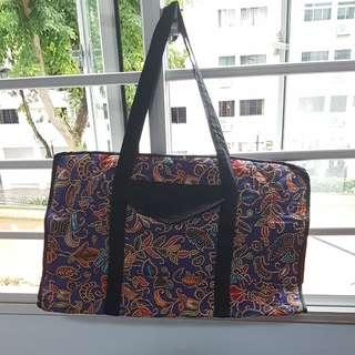 BN SQ kebaya pattern bag