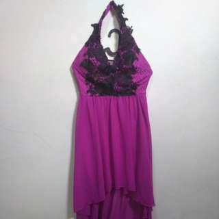 Dress panjang free ongkir