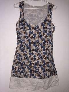 ORIGINAL UNITED COLORS OF BENETTON dress