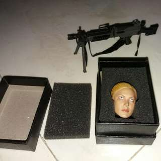 1/6 Terminator headsculpt