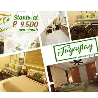 Tagaytay Clifton Resort Suites Condotel Property