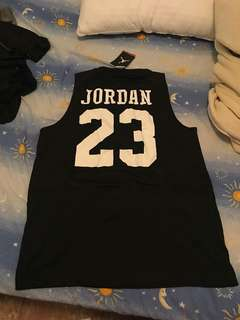 Nike Air jordan vest 背心 波衫 jersey 籃球 basketball