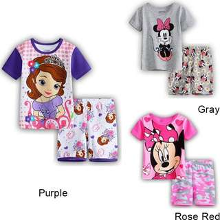 (Preorder) Minnie Mouse Set
