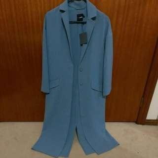 Asos Petite Size 10 Oversized Look Coat
