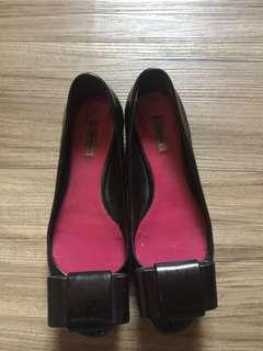 🚚 Miu Miu正品裸鞋8成新尺寸36.5