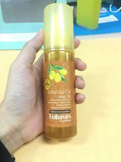 Marula Hair Oil - Naturals by Watson