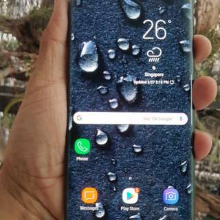 Samsung S8 Plus (Black)