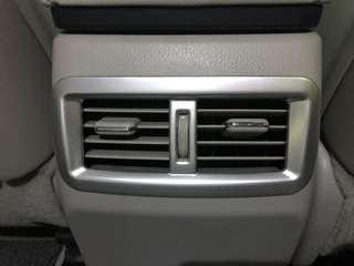 Lexus Real Silver Aircon Cover