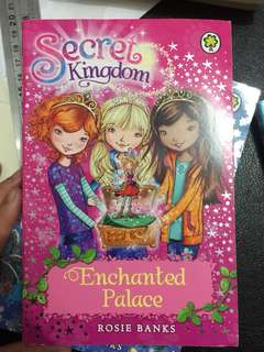 "Secret Kingdom ""Enchanted Palace"" (ENGLISH VERSION)"