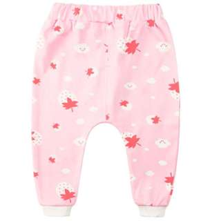 Cotton Thick Stretchable Long Pants - Baby/Toddler