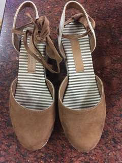 Marks and Spencer wedge sandals