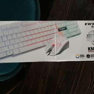 Mighty Ontario KMX-50 Rainbow Keyboard