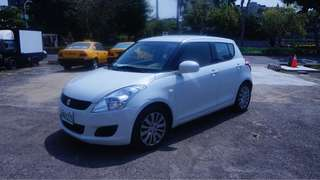 自售 2012 Suzuki Swift GL 1.4