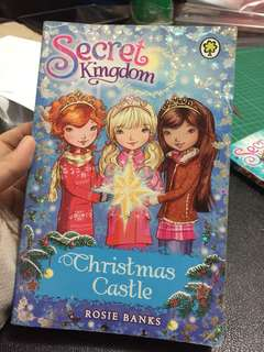 "Secret Kingdom ""Christmas Castle"" (ENGLISH VERSION)"
