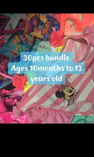 Swimwear Bundle (24pcs)