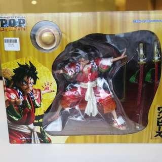 POP One Piece Kabuki Luffy
