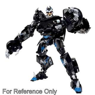 Factory Stock KO Transformers Movie Masterpiece MPM-5 MPM5 Barricade