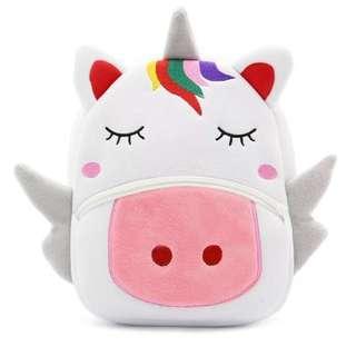 Unicorn 🦄 cute backpack kids (Instock)