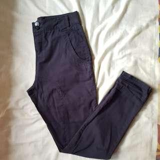 Drop-Crotch Harlem Pants
