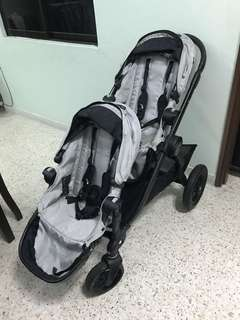 Baby Jogger City Select Stroller (Double Seat)