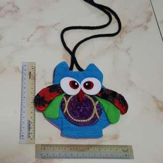 Small owl handbag