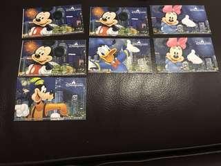 絕版香港迪士尼樂園 過期門票
