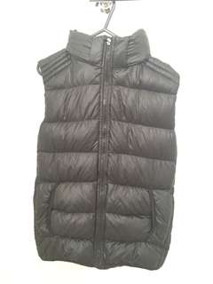 GAP feather vest (20% feather)