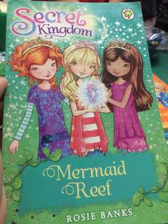 "Secret Kingdom ""Mermaid Reef"" (ENGLISH VERSION)"