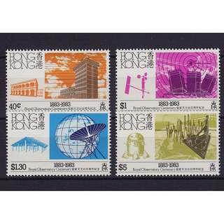 香港1983天文台百年