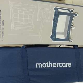 BNIP Mothercare Classic Travel Cot