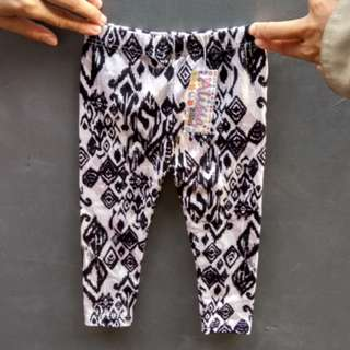 Black n white Legging