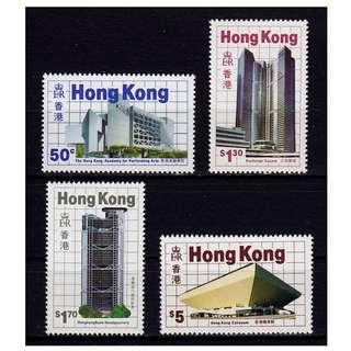 香港1985新建築物
