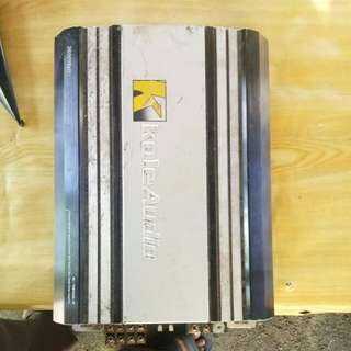Amplifier kole 3600w whasup 0174930212
