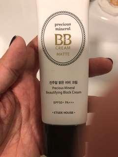 Etude Precious Mineral BB Cream Matt